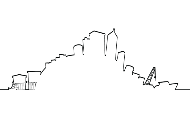 Island cities